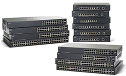 Cisco Small Business Switches - 300 Series
