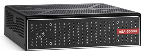 Cisco ASA 5516-X with FirePOWER Services
