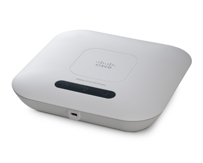 Cisco WAP321 Wireless-N Selectable-Band Access Point with Single Point Setup Product Image