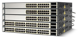 Cisco Catalyst 3750-X Series Switches