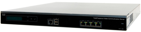 Cisco TelePresence Video Communication Server (VCS)