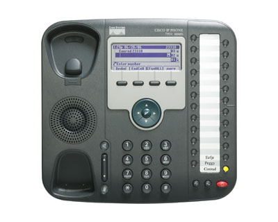 Cisco Unified IP Phone 7931G front
