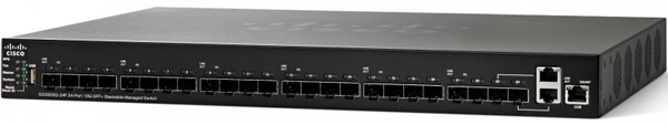 Cisco SG350XG-24F