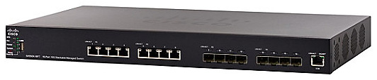 Cisco SX550X-16FT