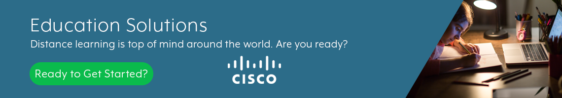 Cisco Remote Education Products